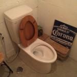 トイレ問題